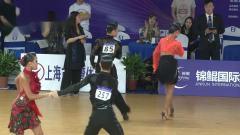 2019中国体育舞蹈公开系列赛上海站A组新星组L第