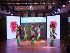 舞蹈《小调情歌》  表演:曾莉华、胡正凤等  重庆