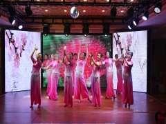 舞蹈《绒花》  表演:任艳红、谭亚军等  重庆市涪