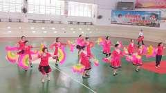 《吉祥中国年》开心歌舞艺术团庆祝中国共产党
