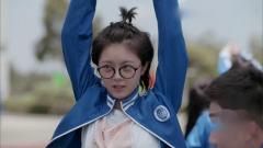 少年派:江天昊最帅的一次,体育考核带全班女
