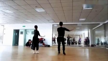 藏族舞《我的九寨》背面 编舞-网络 加字幕 广场舞视频教学在线观看 糖豆广场舞 高质量和大小