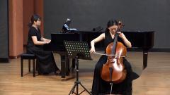 孟子茹-大提琴独奏音乐会