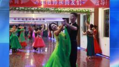瑞昌市安定体育舞蹈俱乐部庆七一晚会视频