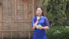 高州市仙人洞自然风景区首届旗袍秀 -大井旗袍队