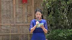 高州市仙人洞自然风景区首届旗袍秀 -长坡大拜旗