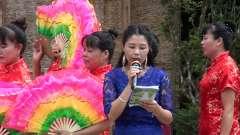 高州市仙人洞自然风景区首届旗袍秀 -大仁庙旗袍