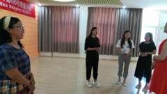海政文工团独唱演员,青年歌唱家周京老师指导