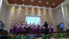 齐齐哈尔市中小学音乐教师教研成果展示  富拉尔
