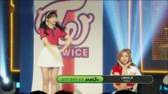 现场 | TWICE - Cheer Up @160430 音乐中心