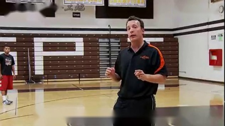 一个不错的篮球投篮教学视频