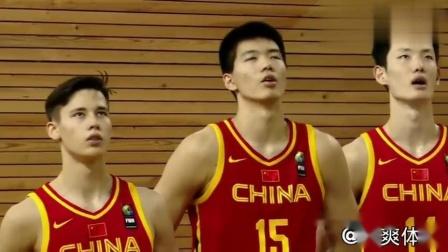 正在直播U19篮球世界杯:中国VS拉脱维亚 郭昊文开场飙3分