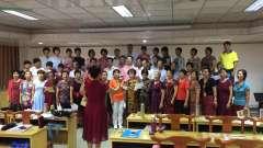《我和我的祖国》广东兴宁市老干大学音乐班合