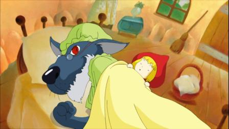 365夜英语睡前故事-小红帽 Little Red Riding Hood