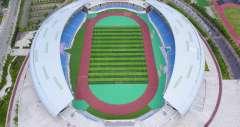 Y-1839-运动场航拍体育场操场高清素材视频