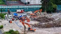 深圳市体育中心坍塌事故救援结束 已致3人死亡