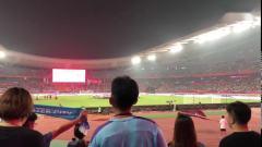 英超亚洲杯 以后还是得买两边的座位呀 2南京·南