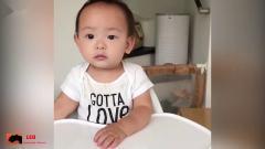 爆笑宝宝说不、不!-可爱的宝宝反应视频
