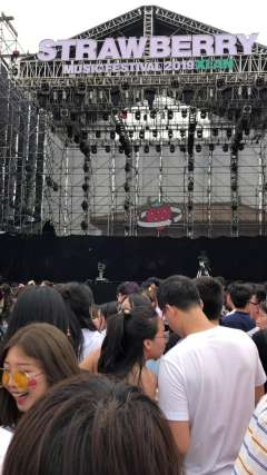 2019 西安草莓音乐节