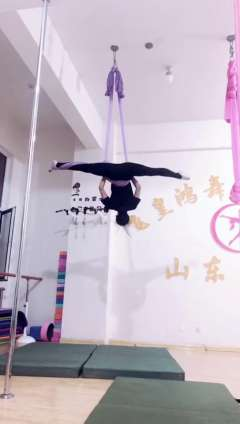 山东最专业的空中瑜伽培训学校
