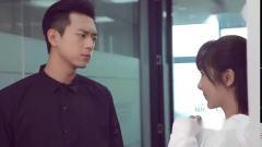 #亲爱的热爱的# 花絮:韩商言壁咚佟年,遭了!