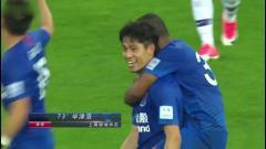 【吉祥体育】中国足协杯 天津泰达vs上海申花 精