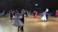 2019年第17届全国青少年体育舞蹈锦标赛16岁以下