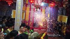 2019-7-26 涵江区僮身民俗文化出戒仪式