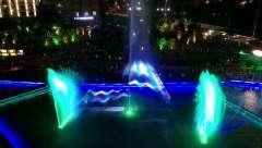 苏溪音乐喷泉
