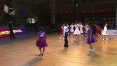2019年第17届全国青少年体育舞蹈锦标赛业余单人