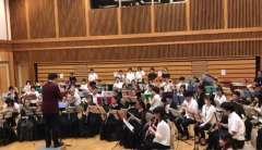 20190801常州凤凰谷青少年管乐团日本音乐之旅