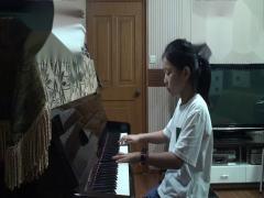 黄文杰-2019年上海音乐家协会钢琴7级-林克士