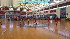 2019 Jiang Men International  Youth Futsal Festival 桑巴 VS