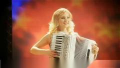 【世界音乐荟萃】俄罗斯手风琴组合'鲁班'现