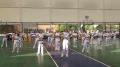 第九套广播体操 第十一个全民健身日活动 樟树市