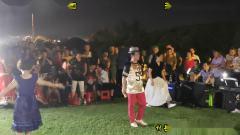 湛江海韵电声乐团周六在观海长廊音乐晚会实录