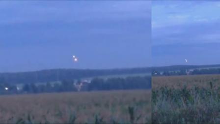2019年8月4日俄罗斯上空UFO
