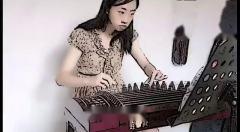 《香蜜沉沉》古筝纯筝弹奏背景音乐