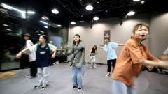 八月流行舞研修中心丨Hiphop课堂   编舞 小丸子