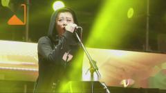 歌曲《我相信》歌手-许银银 品味衢州公益音乐节