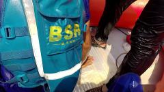 高新区蓝天救援—水面救援训练(队歌纯音乐)