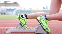 海尔斯599钉鞋中短跑跑步鞋中考考试钉鞋男女田