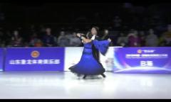 济南体育舞蹈鲁龙杯下午