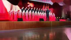 五华区教育体育局合唱初赛视频