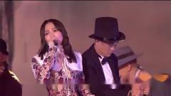 张韶涵音乐剧式演唱《A Million Dreams》 天籁之音惊