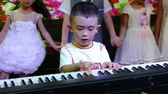 钢琴轮奏(江油大地琴行2019夏季音乐会)