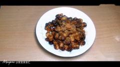 美食 跟我学你也可以做出香酥嘎嘣脆的兰花豆