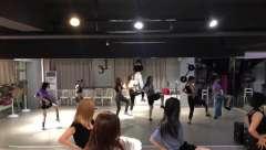 合肥立晨舞蹈成人零基础教学 爵士舞韩舞 钢管舞