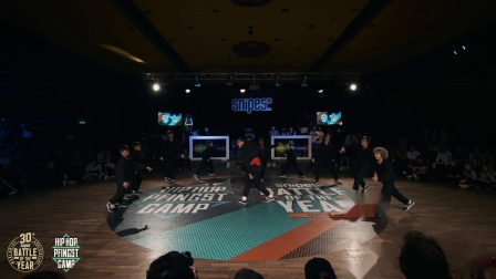 Hip Hop Pfingstcamp X *OTY CE 2019 少儿齐舞 Mini Droids