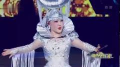 """著名蒙古族青年歌唱家""""乌兰图雅""""《凤凰飞》"""